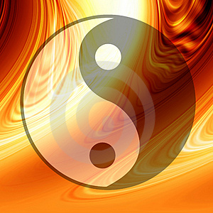 Yin and Yang: Male and Female